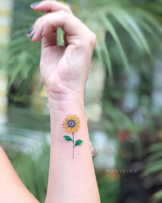 Best Flower Tattoo