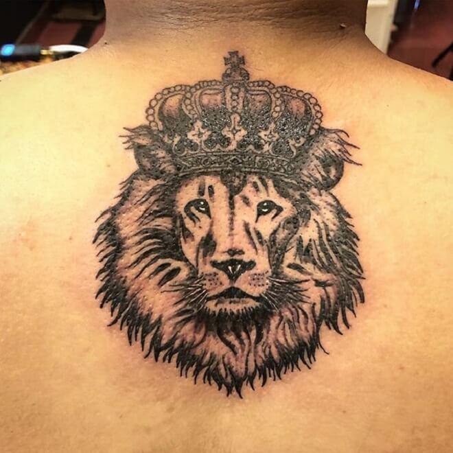 Best King Tattoo