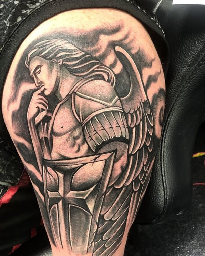 Best Michael Tattoo