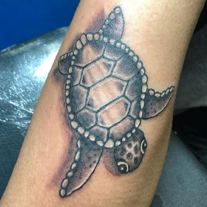 Best Turtle Tattoo
