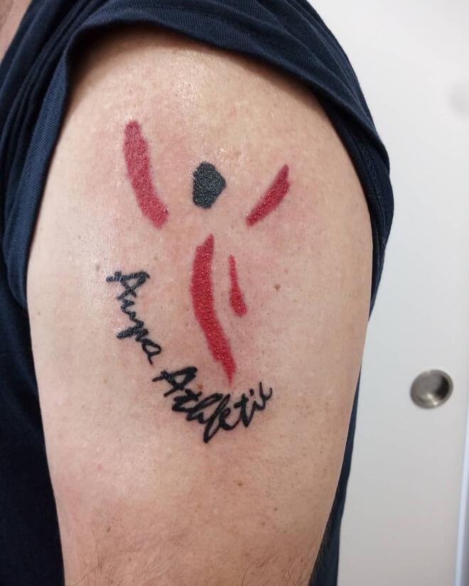 Bilbao Sport Tattoo