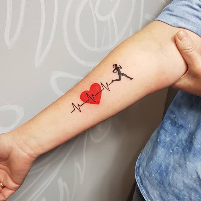 Black Sport Tattoo