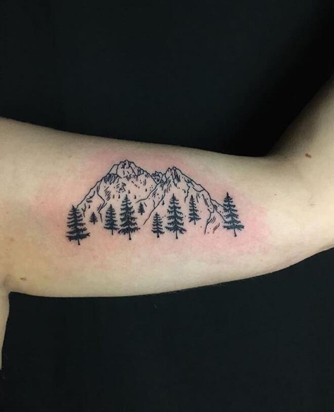 Body Mountain Tattoos