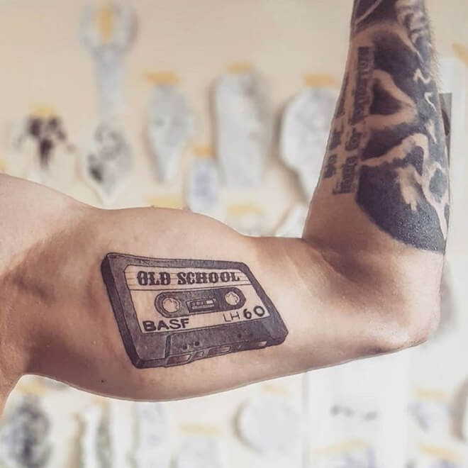 Body Music Tattoo