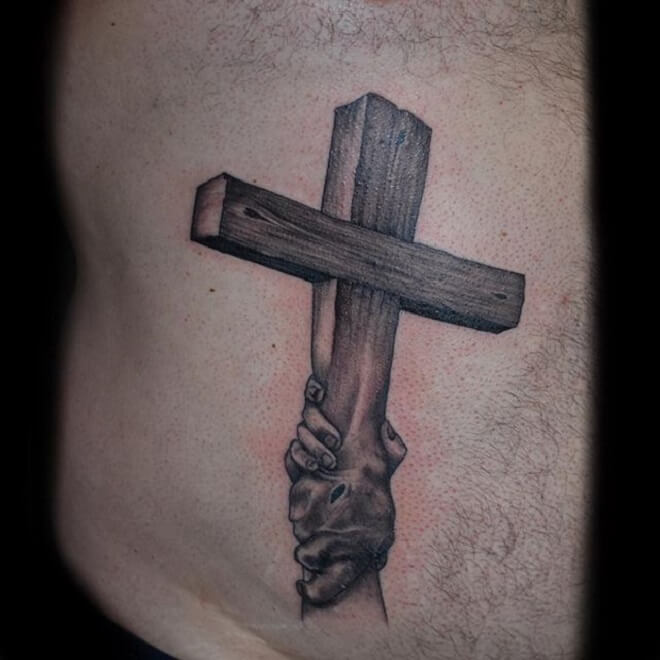 Christian Tattoo Art