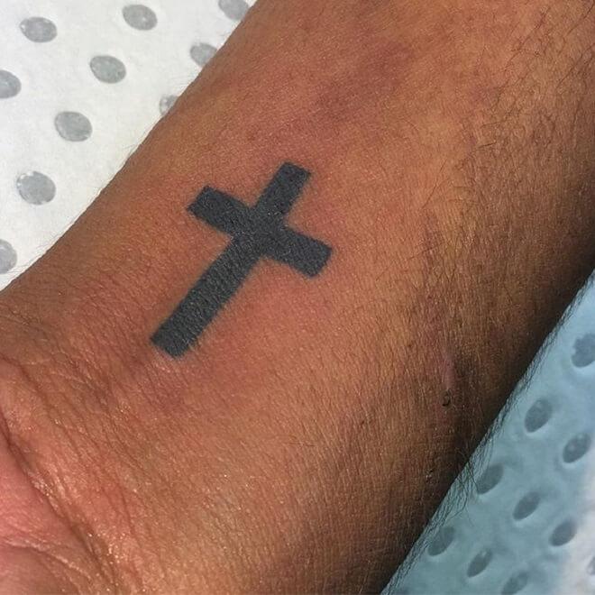 Christian Tattoo for Men