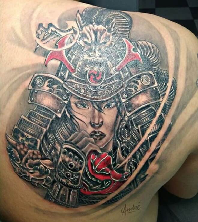 Geisha Tattoo Designs