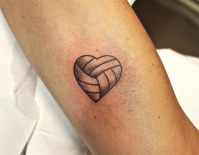 Heart Sport Tattoo