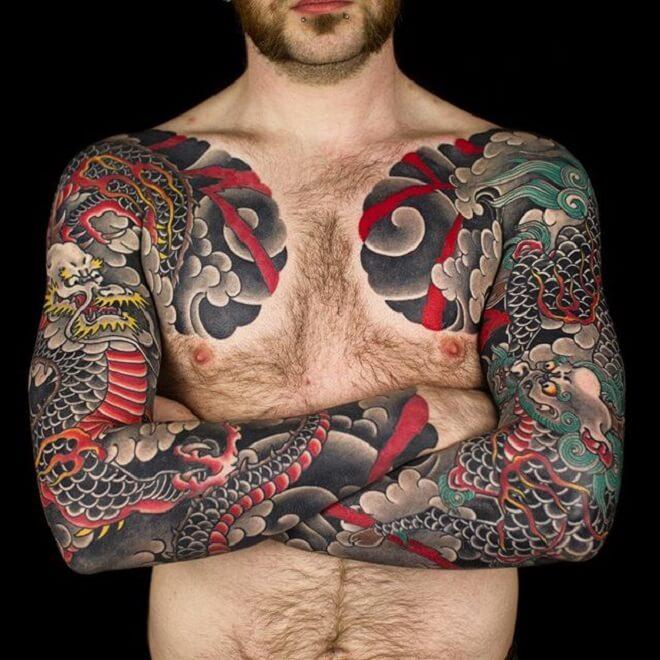 Japanese Tattoo for Men