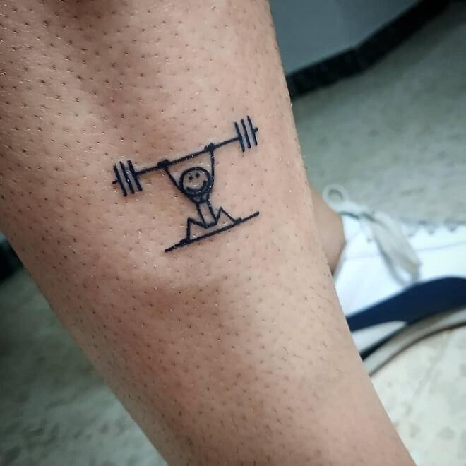 Little Sport Tattoo