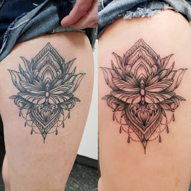 Mandala Thai Tattoos