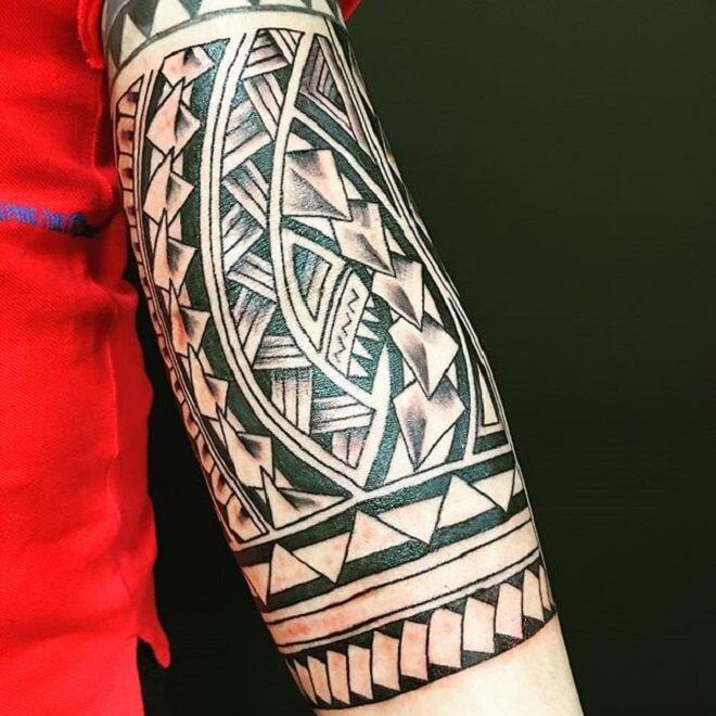 Maori Super Tattoo
