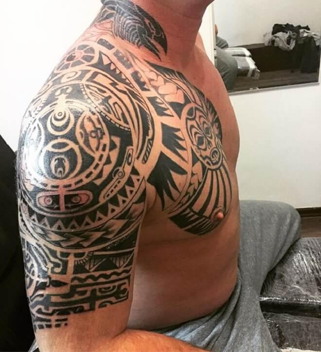 Maori Tattoo for Men