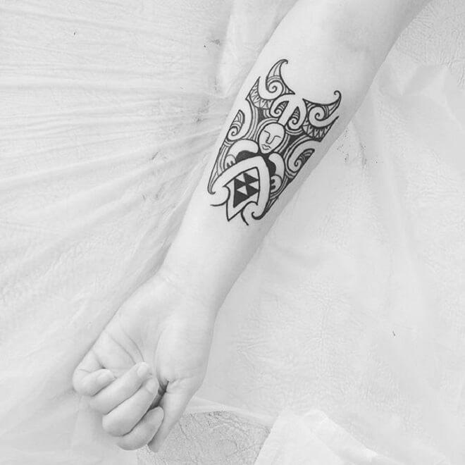 Maori Tattoo for Women