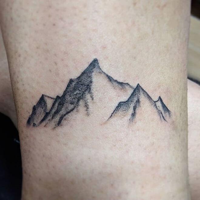 Mountain Tattoo Artist