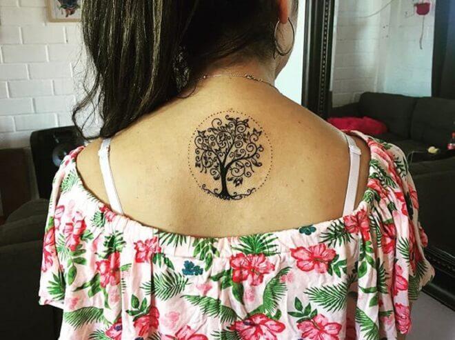 New Tree of Life Tattoo