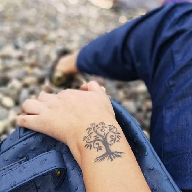 Perfect Tree Tattoo