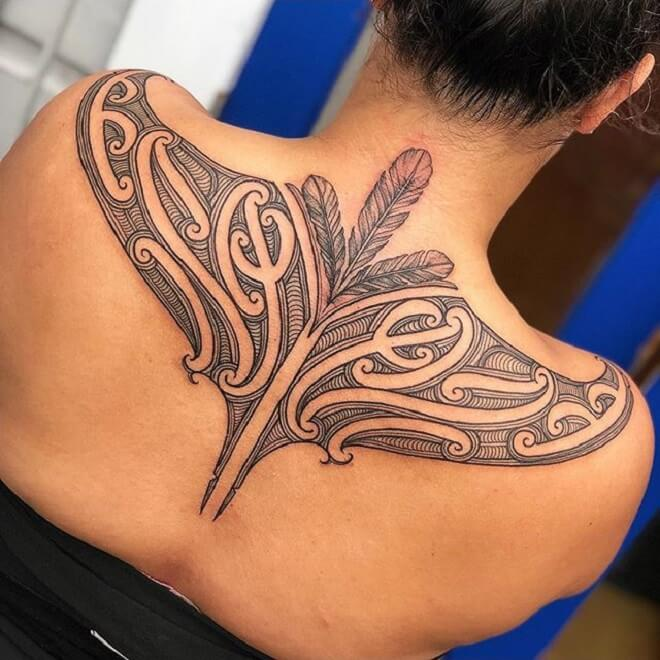 Polynesian Tattoo for Women