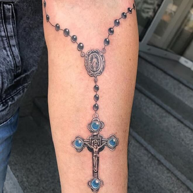 Popular Christian Tattoo