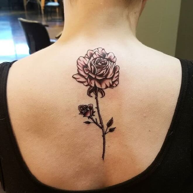 Popular Flower Tattoo Designs
