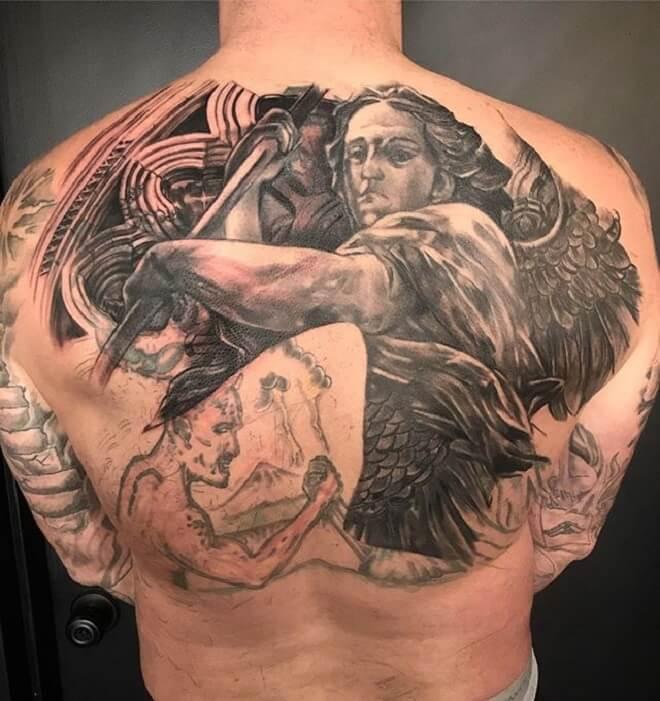 Popular Michael Tattoo