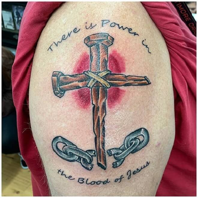 Quotes Christian Tattoo