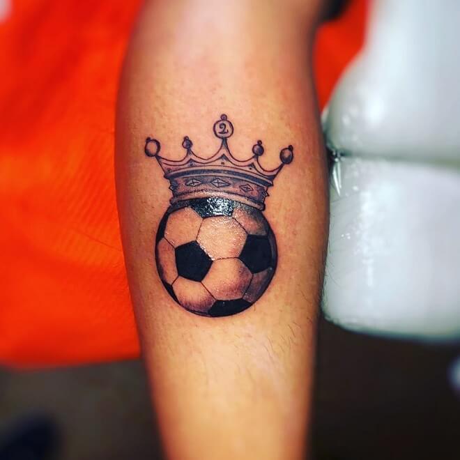 Soccer Sport Tattoo