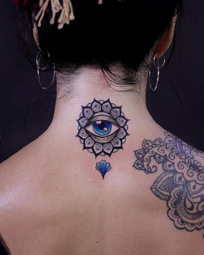 Stunning Eye Tattoo