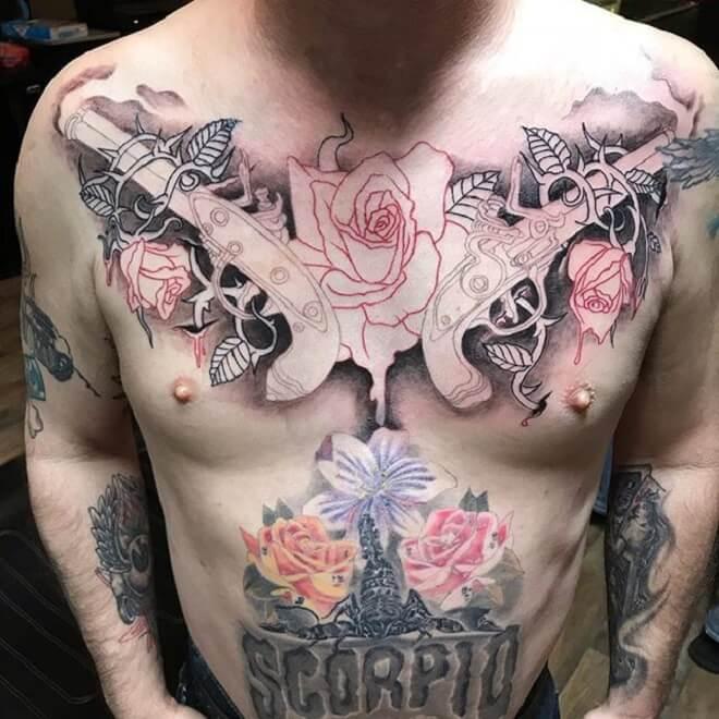 Stunning Men Tattoo