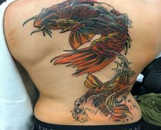 Top Koi Fish Tattoo
