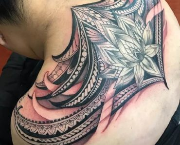 Top Polynesian Tattoo