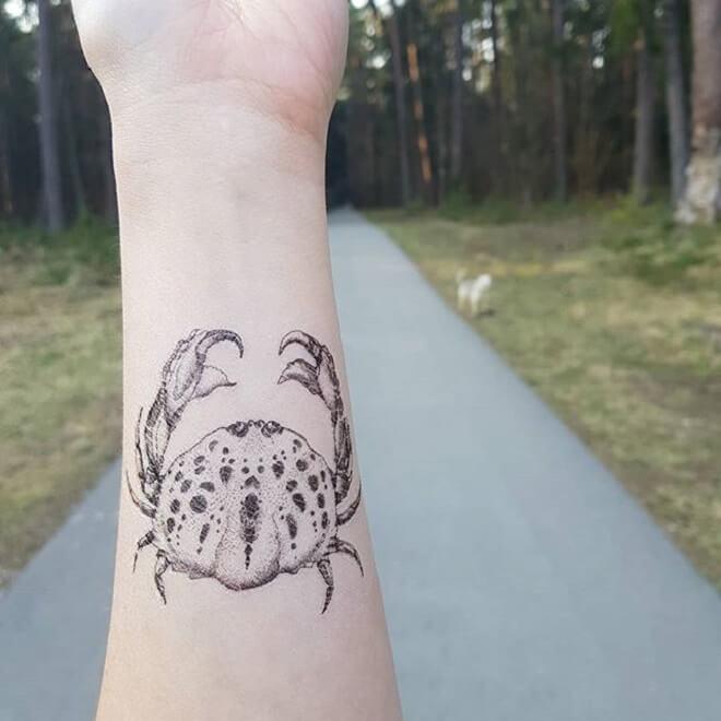 Amazing Temporary Tattoo