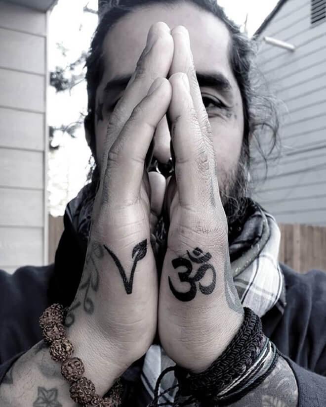 Aum Tattoo