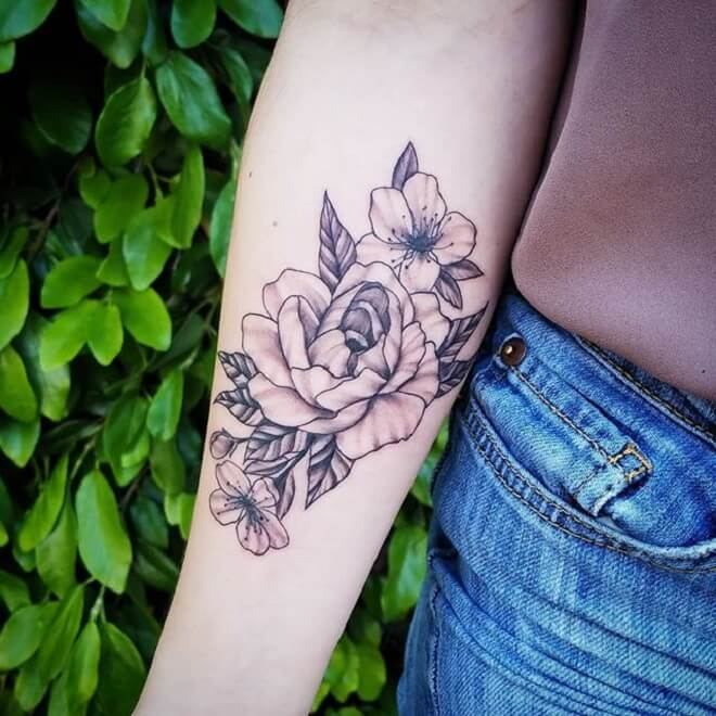 Awesome Tattoo for Women