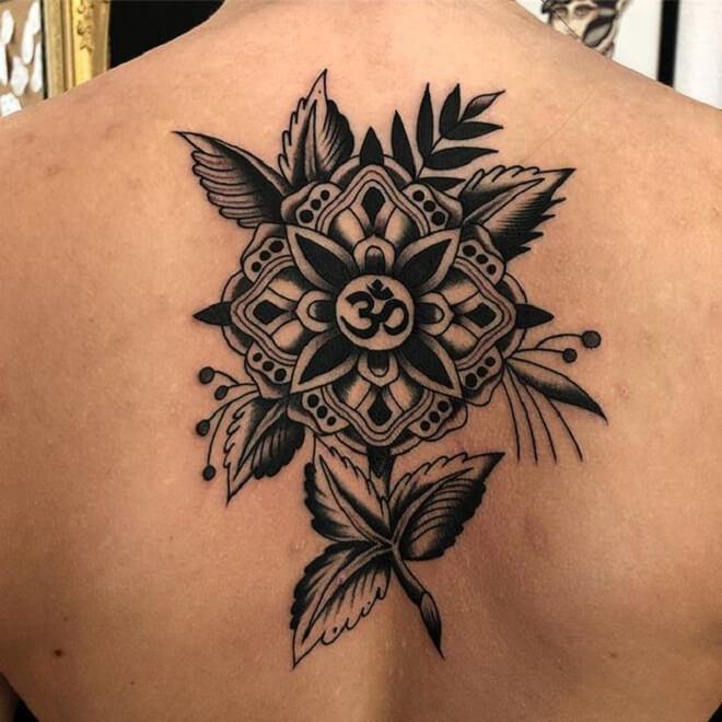 Back Om Tattoo