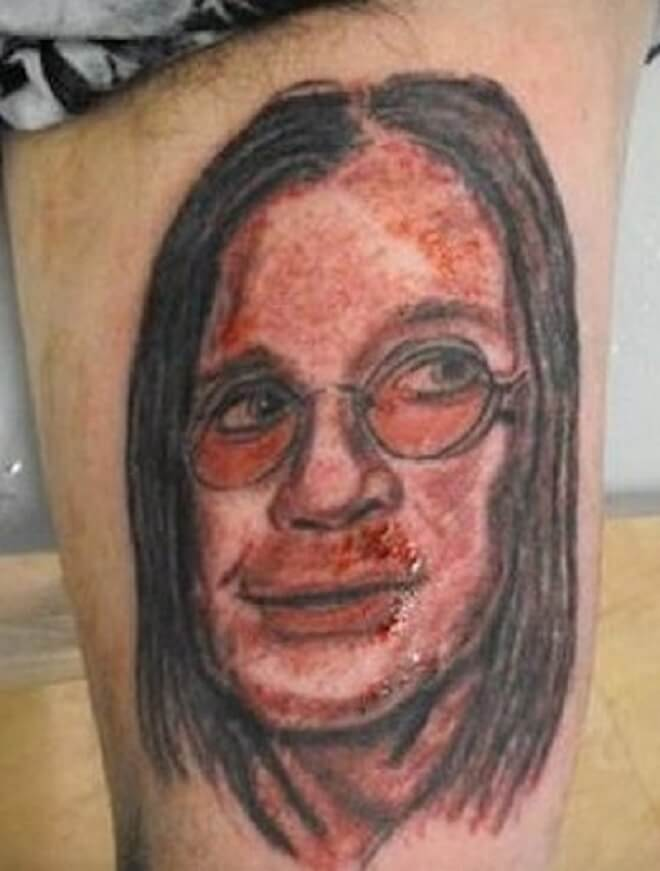 Bad Tattoo for Women