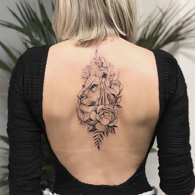 Beautiful Back Tattoo Ideas