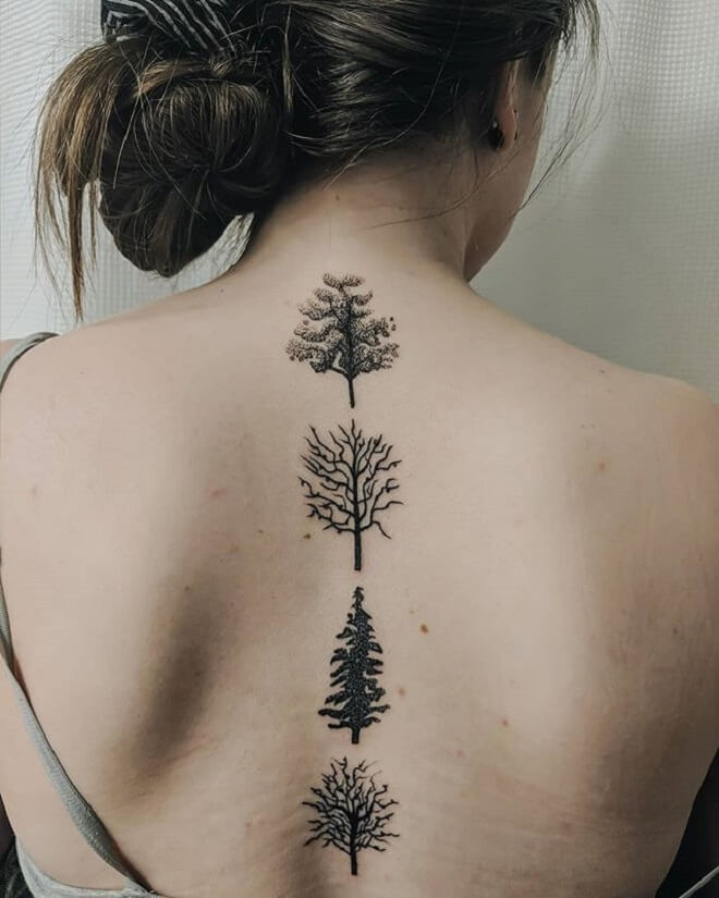 Best Back Tattoo Ideas