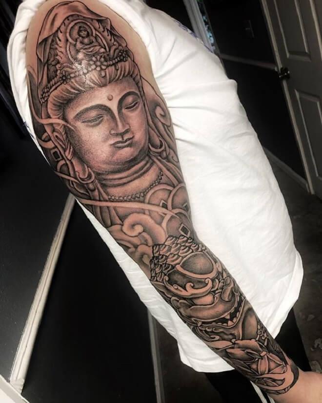 Buddha Tattoo Artist