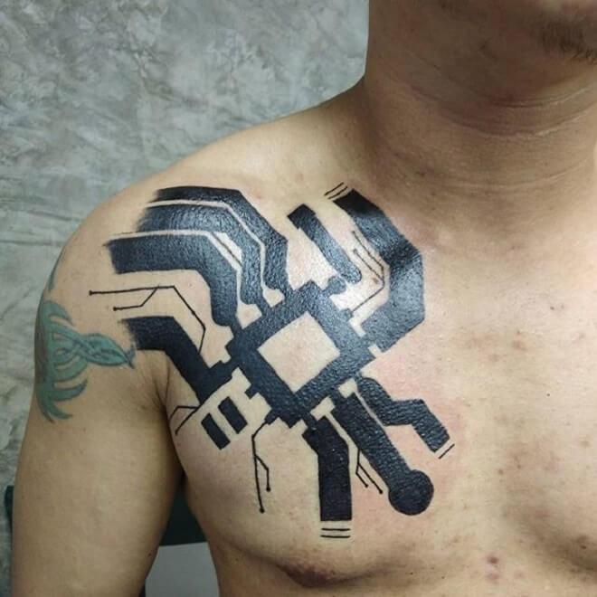 Circuit Tattoo Artist