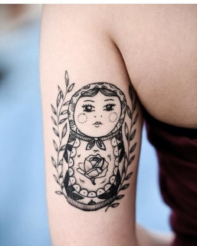 Cute Awesome Tattoo