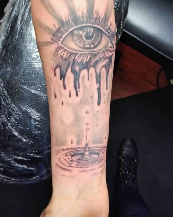 Eye Awesome Tattoo
