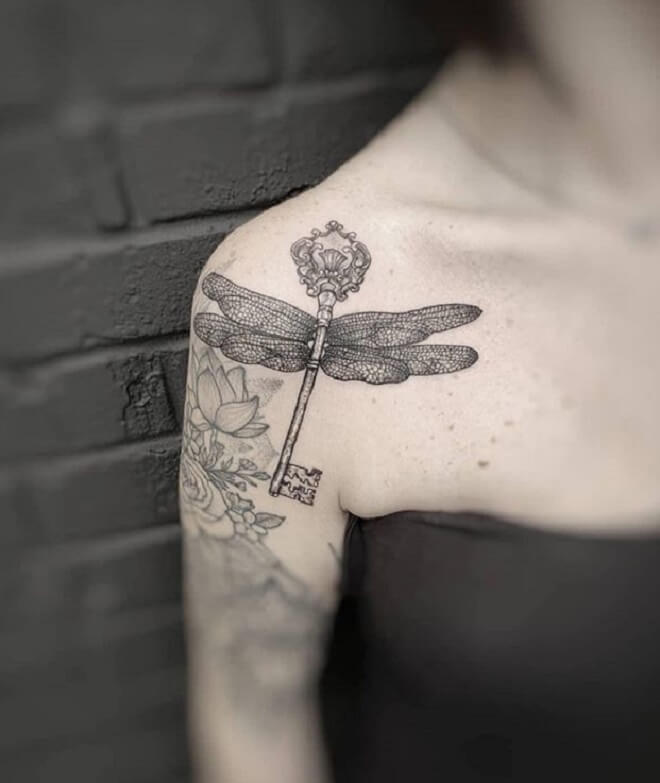 Harry Potter Tattoo for Women
