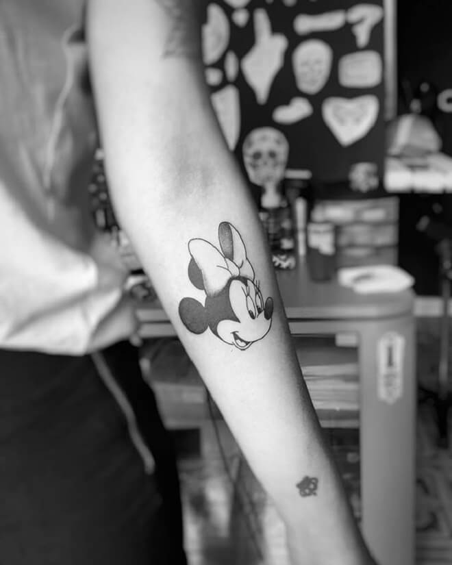 Popular Disney Tattoo