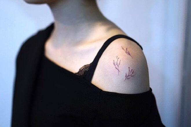 Popular Shoulder Tattoo