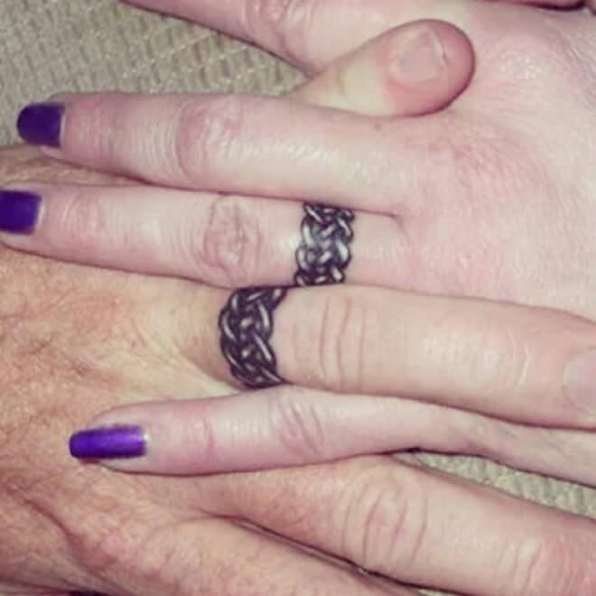Ring Sem Work Tattoo
