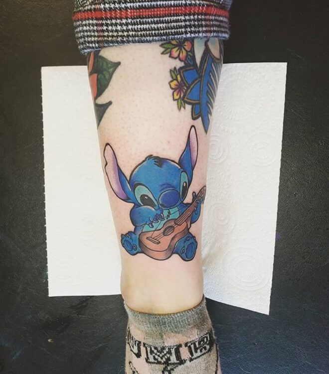 Super Disney Tattoo