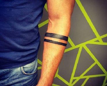 Top Armband Tattoo