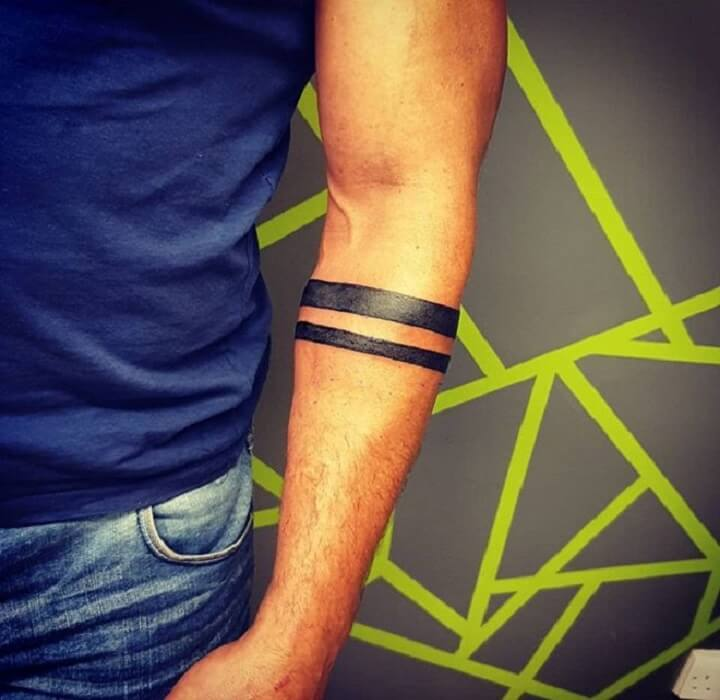 Top Armband Tattoo