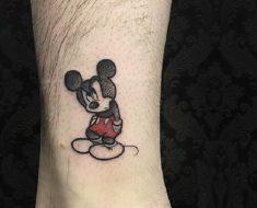Top Disney Tattoo